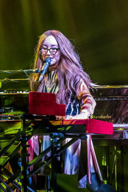 Tvd Live Shots Tori Amos And Scars On 45 At The Chicago