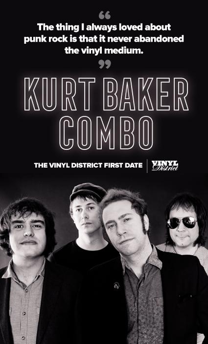Kurt Baker Combo, The TVD First Date - The Vinyl District