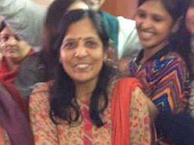 sunita-kejriwal Bio wiki