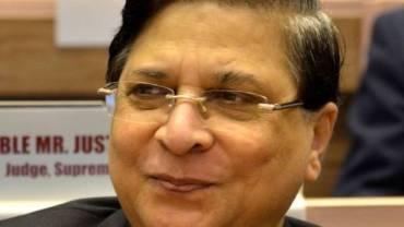 Supreme Court judge Dipak Mishra