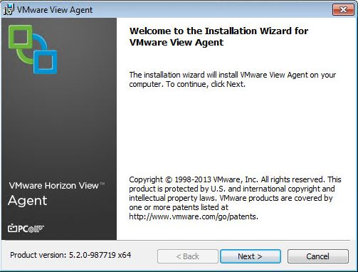 Part 6   Installing VMware View Agent – Step-by-Step guide