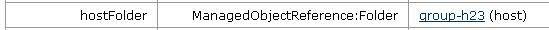 host folder