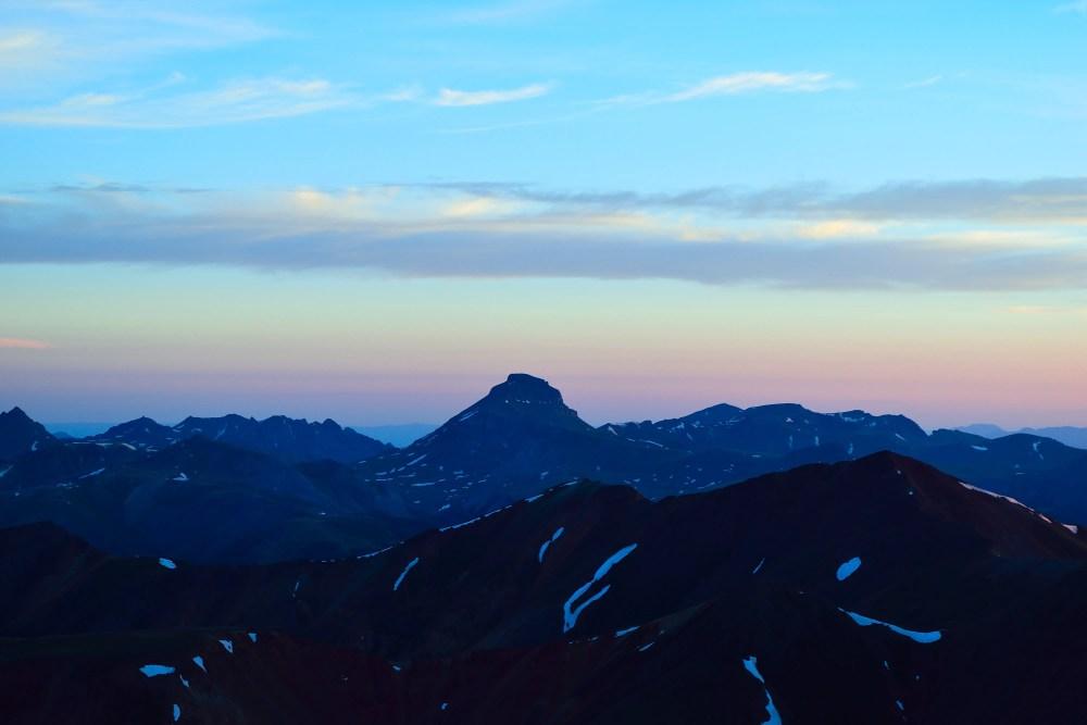Red Cloud Peak & Sunshine Peak Hike Review