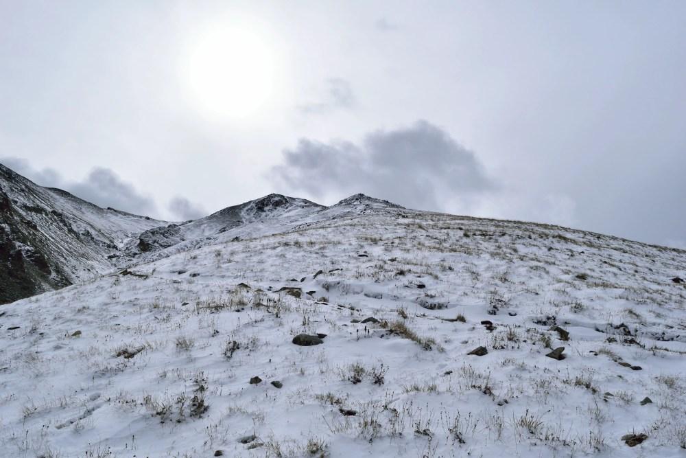 Mt Belford & Mt Oxford Hike