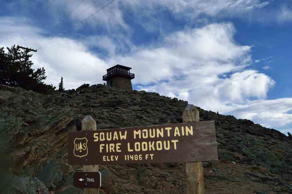 Squaw Mountain Hike
