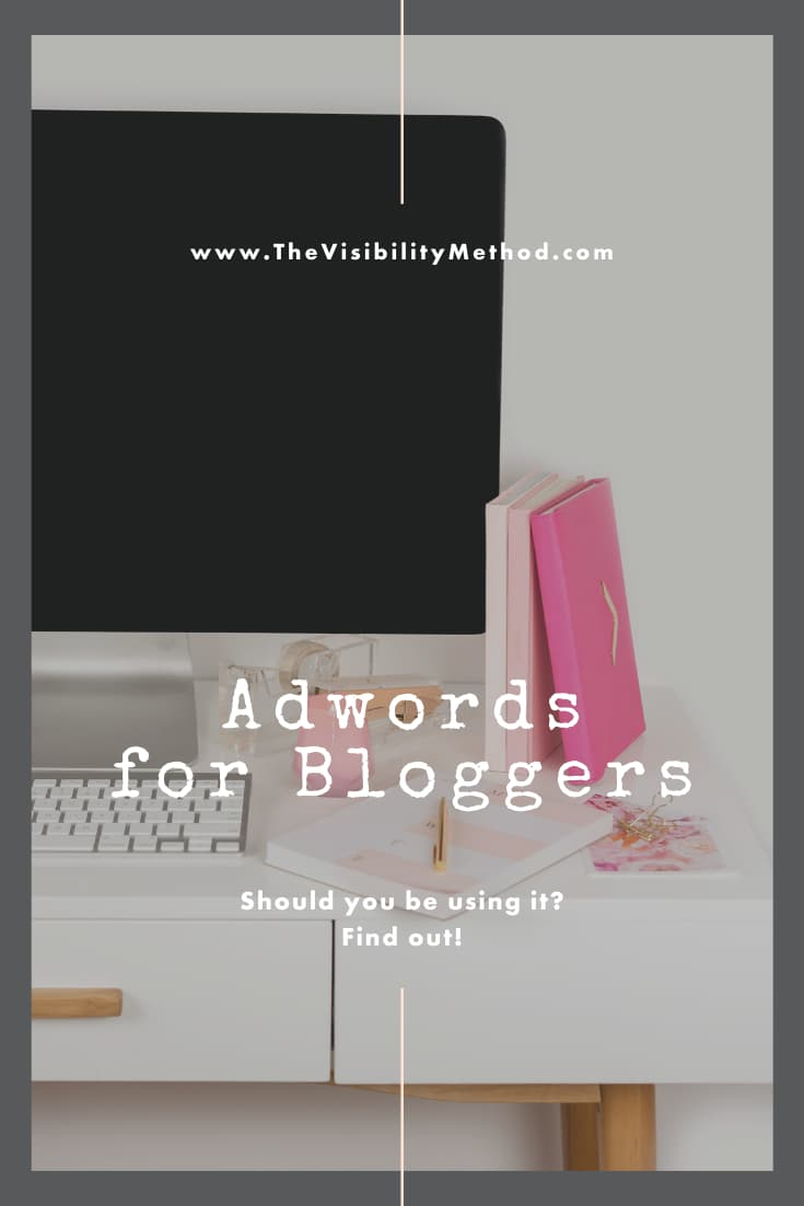 AdWords for Bloggers