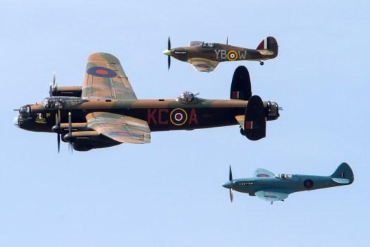 RAF BBMF - Paul Johnson