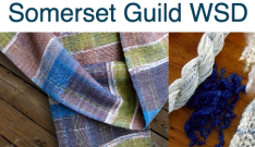 The Somerset Guild of Weavers, Spinners and Dyers Annual Fleece Fair, Saturday 18th June