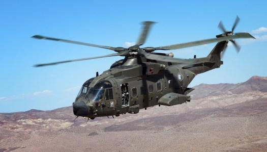 845 Naval Air Squadron Exercise Black Alligator 2015
