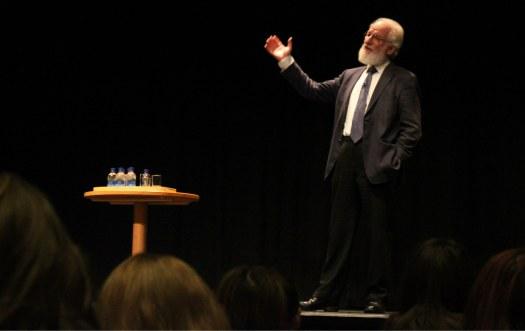 david-in-lecture-a