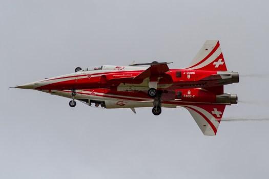 Paul Johnson Flightline UK PatrouilleSuisse