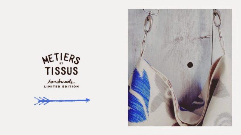 Marcas con encanto: Metiers et Tissus por The Visual Corner
