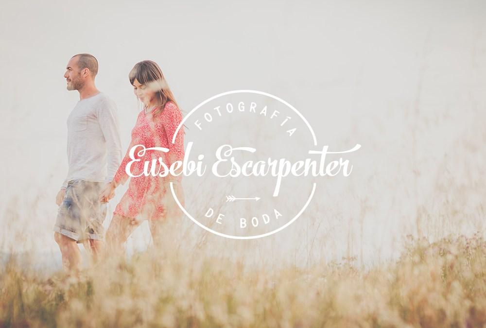 Diseño de marca para Eusebi Escarpenter