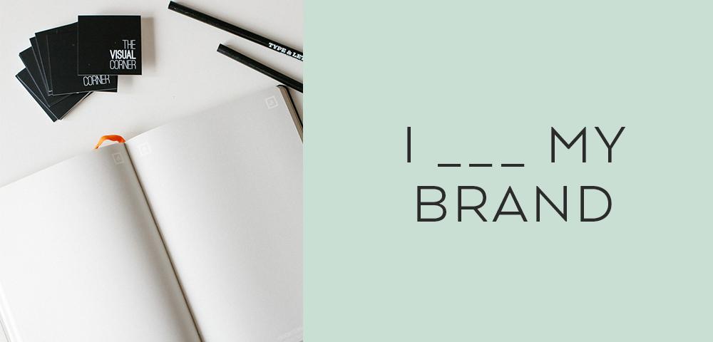Como diseñar marcas con encanto por The Visual Corner