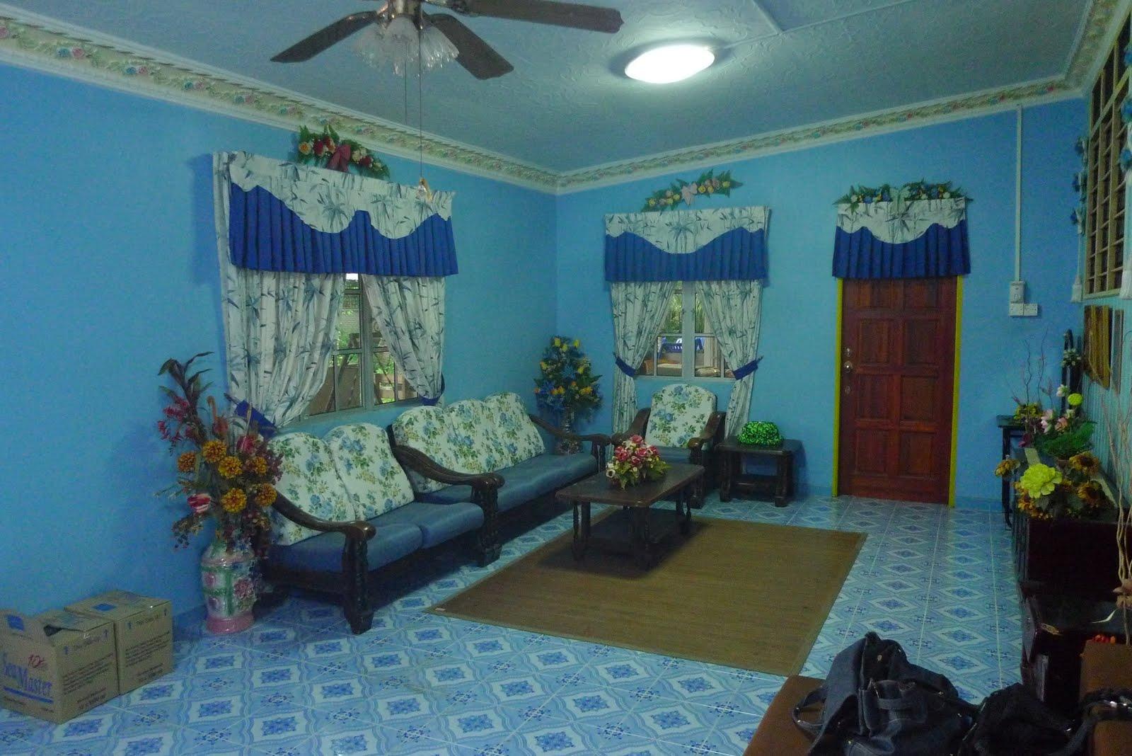 42 Hiasan Dalaman Rumah Kayu Kampung Ide Baru