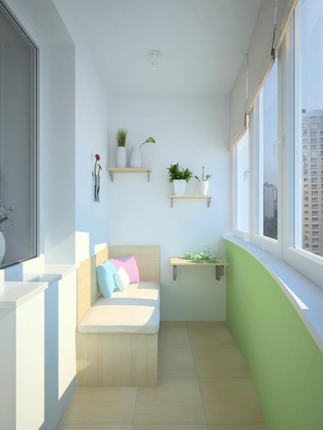 21 gaya untuk jadikan balkoni tempat paling cool dalam for Balkoni in english