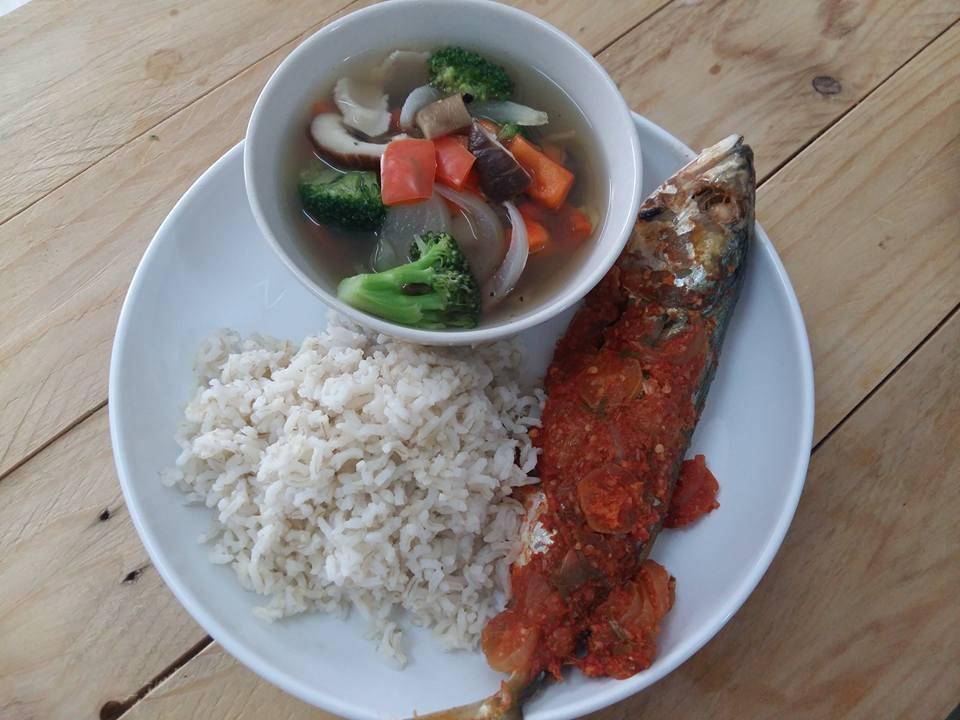 12 Idea Serta Resipi Nasi Berlauk Bagi Yang Sedang Diet ...