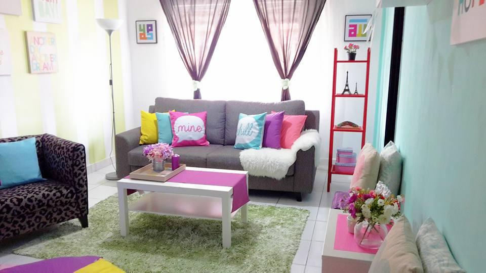 Idea Kreatif Dekorasi Ruang Tamu Kecil Di Rumah Kuarters