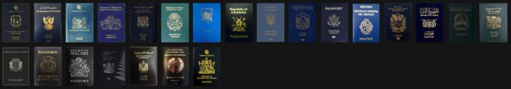 Gambar: Passport Index