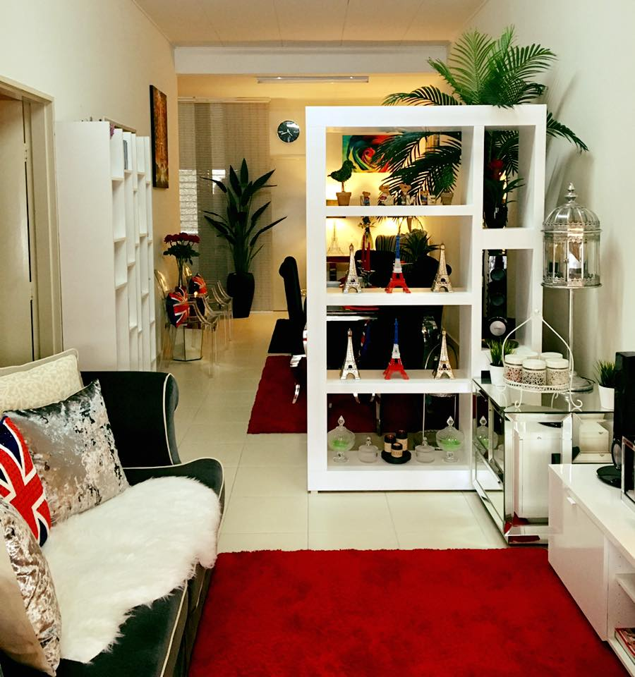 Interior design rumah teres kecil for Interior decoration rumah