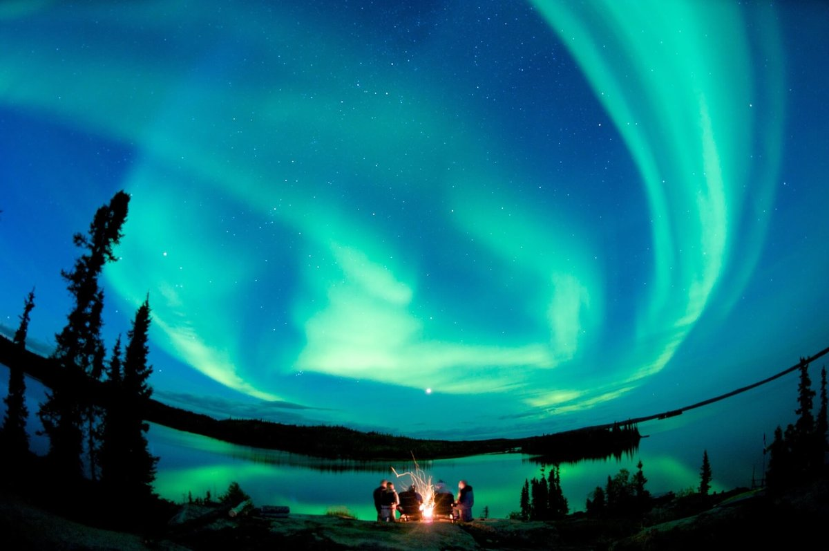 8 northern light