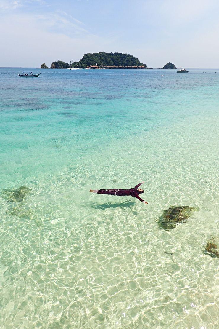 Pulau kapas 4