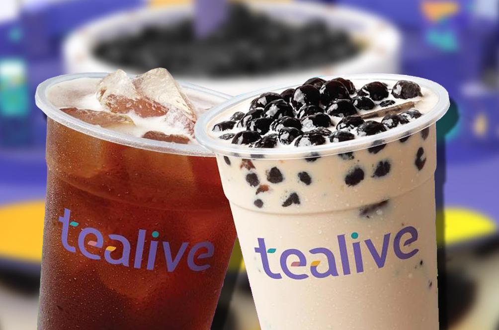 8 Air Tealive Yang Perlu Anda Cuba Seperti Yang Dikongsikan Oleh 'Tearista'  Mereka