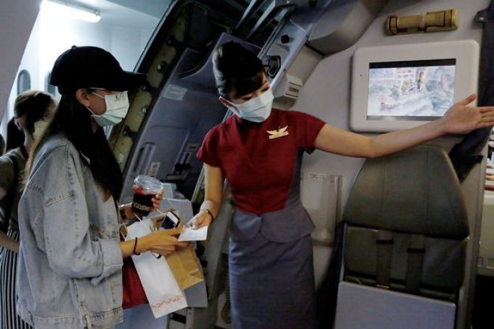 0_Taipei-airport-offers-fake-travel-experience-for-tourists