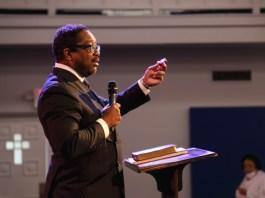 Pastor Jerry L. Maynard, II of Southside Community Church (Photo by: Facebook.com/sccnashville615)