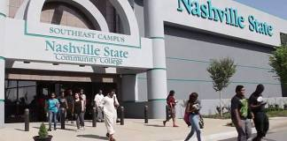 Nashville State Community College Southeast Campus (Photo courtesy of: facebook.com/NSCCSoutheast)