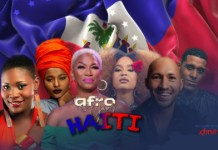 The series will kick off Live on May 18, 2021 with performances from 6 groundbreaking and very popular Haitian Artists in celebration of the 218th anniversary of the Haitian Flag: Rutshelle Guillaume, Anie Alèrte, Sisaundra Lewis (Host), Fatima Altieri, J