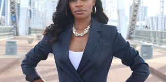 Keeda Haynes (Photo courtesy of: facebook.com/KeedaForCongress)