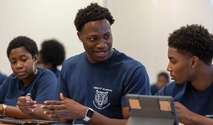Tennessee State University's HBCU C2 Initiative (Photo by: TSU Media Relations)