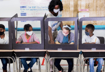 Classrooms are dealing with many changes because of the COVID-19 pandemic. (Photo by: Kali9 | iStock via Getty Images Plus)