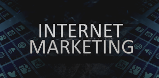 "The phrase ""internet marketing""."