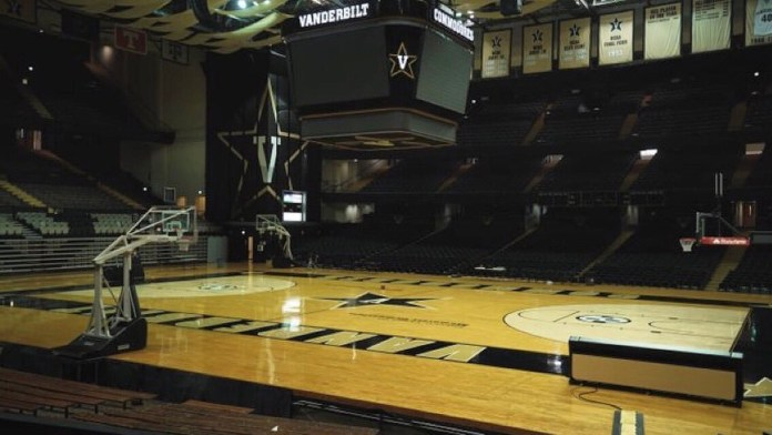 Memorial Gym (Courtesy of facebook.com)