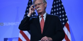 "President Donald Trump said Tuesday that he has asked national security adviser John Bolton to resign, noting that he ""strongly disagreed with many of his suggestions as did others in the administration."""