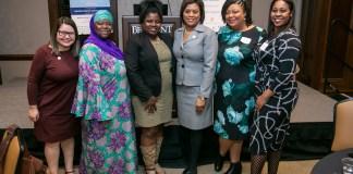 Members of the Nashville Metro Minority Caucus