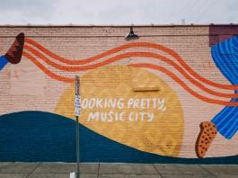 Graffiti art in Nashville (Photo by: Jon Tyson | Unsplash)