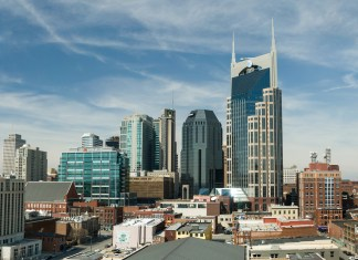 Nashville, Tennessee (Photo by: Dave Newman | stock.adobe.com)