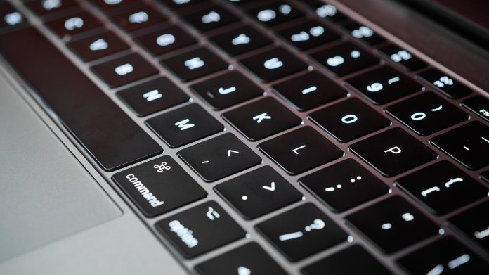 Apple may soon give up on one of its most maddening design changes. The new MacBook keyboard will revert to the sturdier, clickier keys of old, a prominent analyst reports. Credit: Neil Goodwin/T3 Magazine via Getty