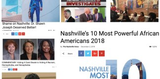 Some of the Nashville Voice's most popular stories