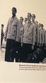 Lt. Col. Williams in 1973 photo on display in the Vietnam museum. (Courtesy: Valor Administration)