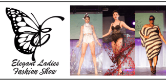 Elegant Ladies Fashion Show