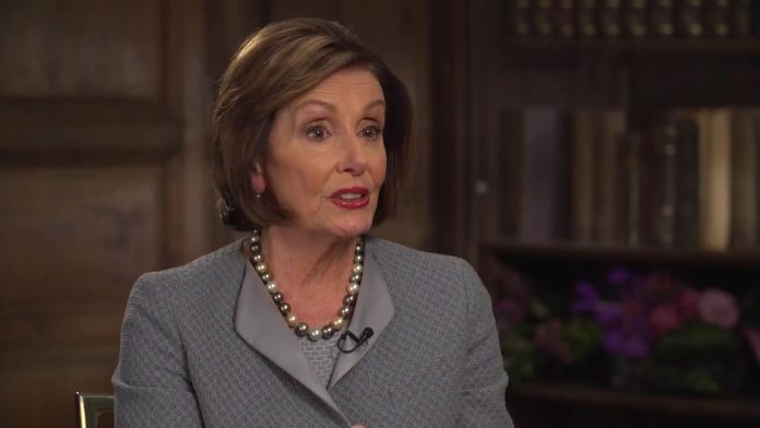House Speaker Nancy Pelosi warned fellow Democrats in an exclusive CNN interview that the party