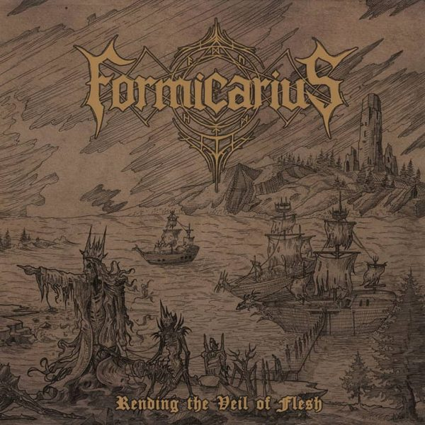 РЕВЮ| FORMICARIUS : RENDING THE VEIL OF FLESH