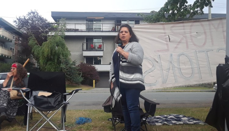 190710 PHIPPS – Magda speaking at the metrotown bbq.jpg large