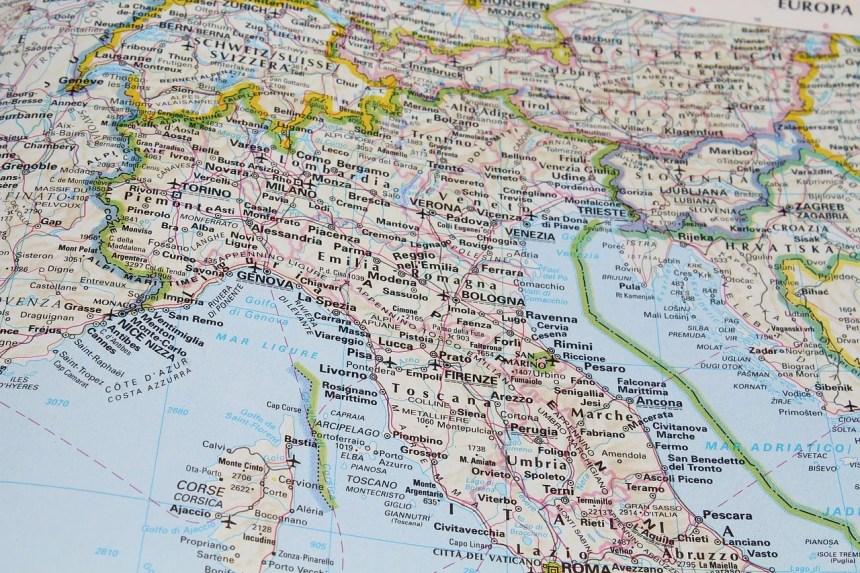 Italian IP address