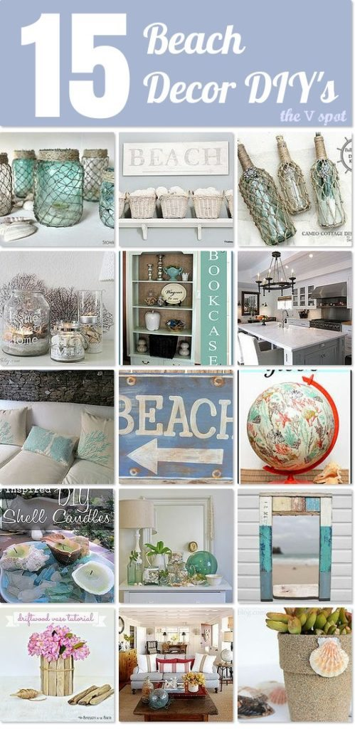 5 diy home decor craft ideas for the summer pinterest inspired html 1