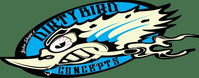 Dirty Bird Logo vector